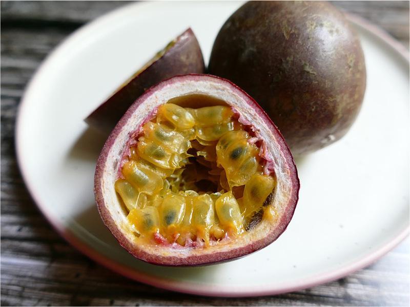 fruit de la passion maracuja