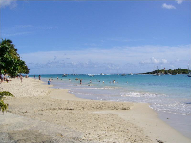 plage caraibe